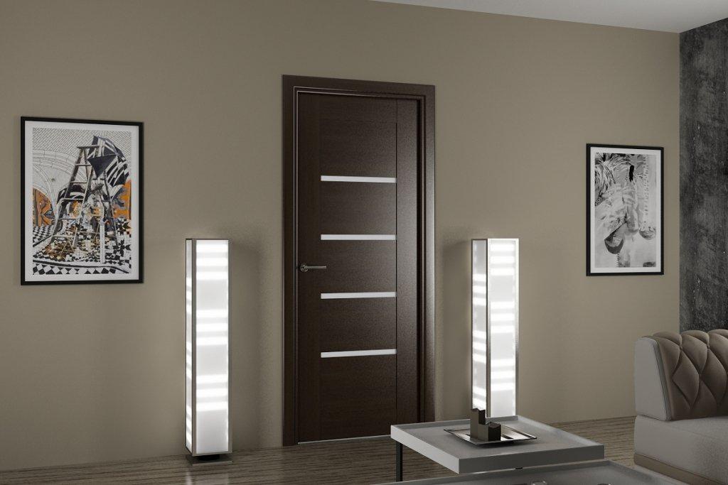 Как установить межкомнатную дверь без порога